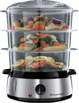 NEW-Russell-Hobbs-Cook-Home-Food-Steamer on sale