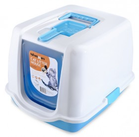 Tail-Waggers-Cat-Litter-House on sale