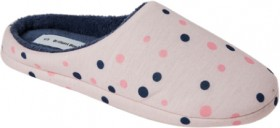 Brilliant-Basics-Womens-Print-Scuff-Pink on sale