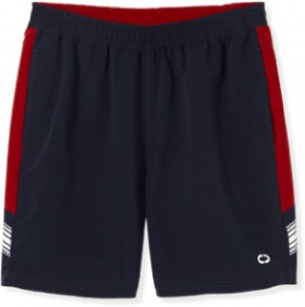 Circuit-Mens-Essential-Shorts-with-Side-Stripe-Dark-Navy on sale