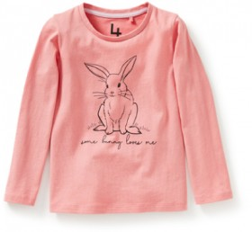 Brilliant-Basics-Kids-Long-Sleeve-Print-Tee-Rose on sale