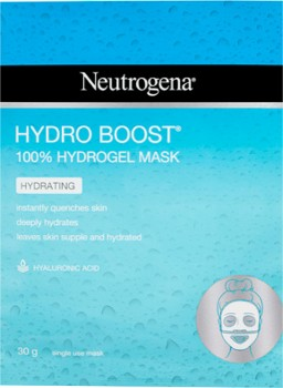 Neutrogena-Hydro-Boost-Hydrating-Hydrogel-Mask-30g on sale