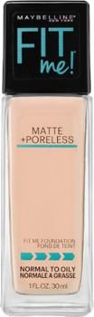 Maybelline-Fit-Me-Matte-Poreless-Foundation on sale