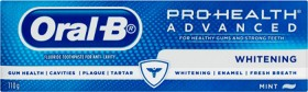 Oral-B-Pro-Health-Advance-Whitening-Toothpaste-110g on sale
