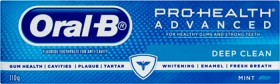 Oral-B-Pro-Health-Advanced-Deep-Clean-Toothpaste on sale