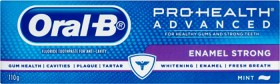 Oral-B-Pro-Health-Advanced-Enamel-Strong-Toothpaste-110g on sale