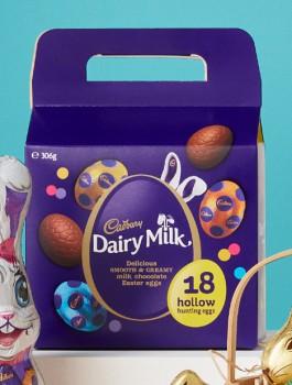 Cadbury-Dairy-Milk-Easter-Pack-306g on sale