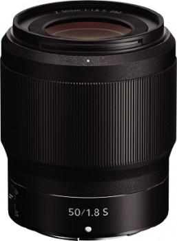 Nikon-NIKKOR-Z-50mm-f1.8S-Portrait-Lens on sale