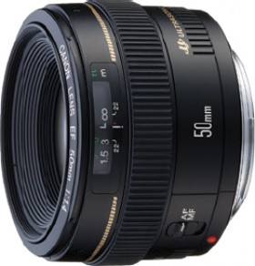 Canon-EF-50mm-f1.4-USM-Portrait-Lens on sale