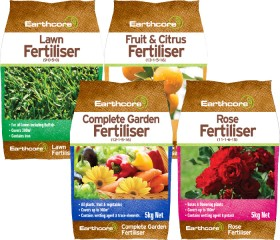 Earthcore-5Kg-Fertiliser-Range on sale