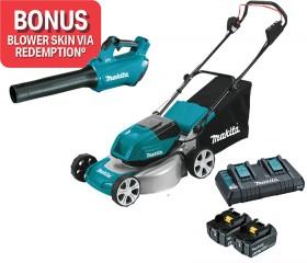 Makita-36V-18V-x-2-Brushless-Lawn-Mower-Kit on sale