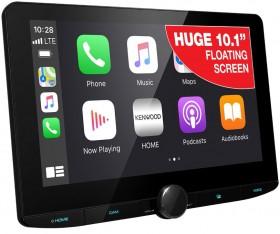 Kenwood-200W-10.1-HD-Wireless-Android-Auto-CarPlay-DAB-Receiver on sale