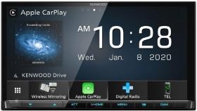 Kenwood-7-200W-AV-DAB-Wireless-CarPlay-Android-Auto-Receiver on sale