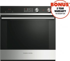 Fisher-Paykel-60cm-Pyrolytic-Oven on sale