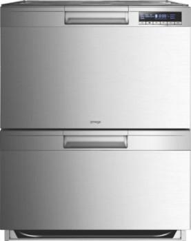 Omega-60cm-Double-Drawer-Dishwasher on sale