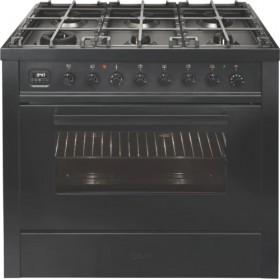 ILVE-90cm-Dual-Fuel-Upright-Cooker-Matte-Graphite on sale