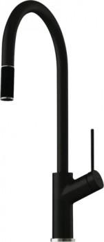 Oliveri-Santorini-Vilo-Pull-Out-Mixer-Black on sale