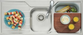 Oliveri-Bravo-Sink-And-Tap-Pack-Right-Hand-Side on sale
