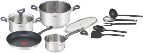 Tefal-Daily-Cook-Induction-Stainless-Steel-Set on sale