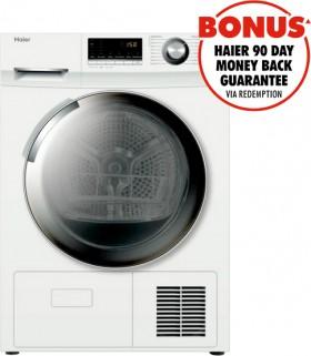 Haier-8kg-Condenser-Dryer on sale