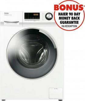 Haier-9kg-Front-Load-Washer on sale