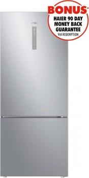 Haier-450L-Bottom-Mount-Refrigerator on sale