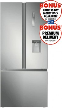 Haier-514L-French-Door-Refrigerator on sale