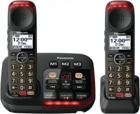 Panasonic-Twin-Pack-Cordless-Phone on sale