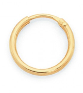 9ct-Gold-Nose-Ring on sale
