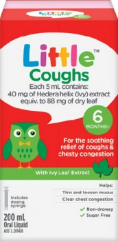 Little-Coughs-6-Months-200mL on sale