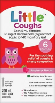 Little-Coughs-6-Months-Raspberry-Flavour-200mL on sale