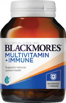 Blackmores-Multivitamin-Immune-90-Tablets on sale
