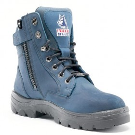 Steel-Blue-Southern-Cross-Zip-Steel-Toe-Safety-Boots on sale