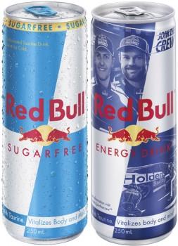 Red-Bull-Energy-Drink-250mL-Selected-Varieties on sale