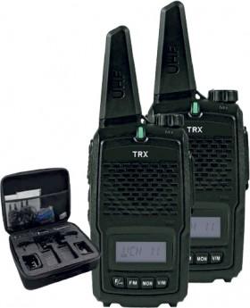 TRX-UHF-Handheld-2-Watt-Rechargeable-2-Pack on sale