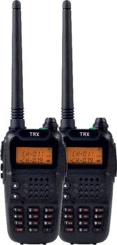 TRX-UHF-Handheld-5-Watt-Rechargeable-2-Pack on sale