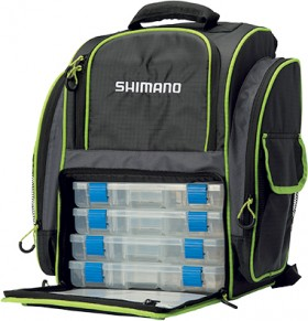 Shimano-Backpack-with-4-Tackle-Trays on sale