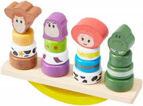 NEW-Disney-Pixar-Toy-Story-Wooden-Balance-Blocks on sale