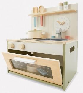 FSC-Certified-Wooden-Tabletop-Oven on sale