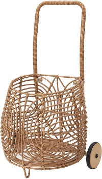 Faux-Rattan-Buggy on sale