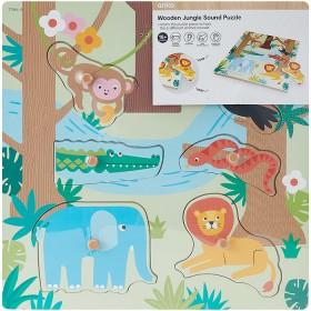 NEW-Jungle-Sound-Puzzle on sale
