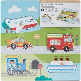 Vehicle-Sound-Puzzle on sale