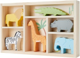 Safari-Animal-Gift-Set on sale