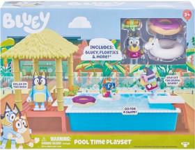 NEW-Bluey-Pool-Playset on sale
