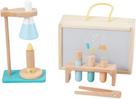 NEW-Wooden-Science-Set on sale