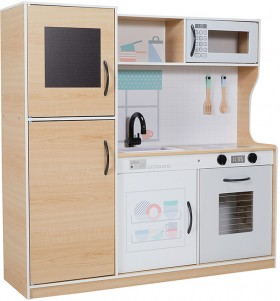 NEW-Large-Wooden-Kitchen on sale