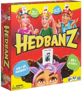Hedbanz-Family-Game on sale
