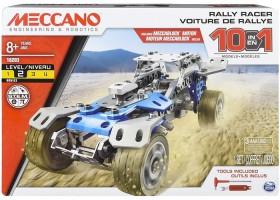 Meccano-10-Model-Rally-Car-Set on sale