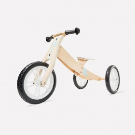2-or-3-Wheel-Wooden-Balance-Bike on sale