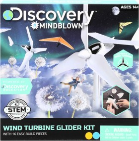 Discovery-Mindblown-Kids-DIY-Wind-Turbine-Glider-Kit on sale